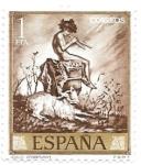 Sellos del Mundo : Europa : España : Fortuny 3