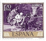 Sellos del Mundo : Europa : España : Fortuny 4