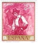 Sellos del Mundo : Europa : España : Fortuny 7