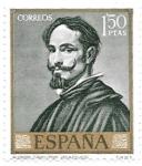 Sellos del Mundo : Europa : España :  Alonso Cano 4