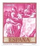 Sellos de Europa - España -  Alonso Cano 6