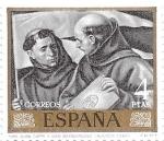 Sellos de Europa - España -  Alonso Cano 9