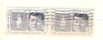 Sellos de America - Estados Unidos -  Kennedy