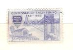 Sellos de America - Estados Unidos -  RESERVADO ingenieros civiles
