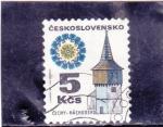 Stamps Czechoslovakia -  NACHODSKO