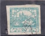 sellos de Europa - Checoslovaquia -  PANORÁMICA