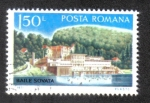 Stamps Romania -  Turismo 71, Balneario de salud sovata