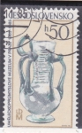 Stamps : Europe : Czechoslovakia :  ARTESANIA