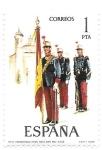 Sellos de Europa - España -  uniformes 1
