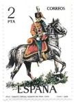 Sellos de Europa - España -  uniformes 2