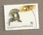 Sellos del Mundo : Europa : Portugal : 125 años del cuerpo de bomberos voluntarios