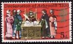 Sellos de Europa - Reino Unido -  declaración de Arbroalth