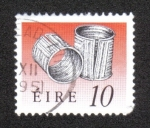 Stamps Ireland -  Patrimonio y tesoros irlandeses 1990-97
