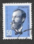 Stamps Turkey -  1617 - Recaizade Mahmud Ekrem