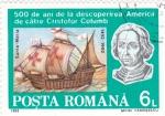 Stamps : Europe : Romania :  500 ANIV.DESCUBRIMIENTO DE AMERICA