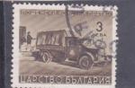 Stamps : Europe : Bulgaria :  TRANSPORTES POSTALES