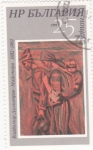 Stamps : Europe : Bulgaria :  PINTURA- FAMILIA