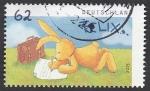 Stamps Germany -  2949 - Félix, la liebre
