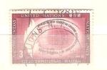 Sellos de America - Estados Unidos -  derechos humanos
