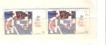Sellos de America - Estados Unidos -  cuadro abstracto