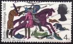 Sellos de Europa - Reino Unido -  Batallas