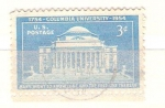 Stamps United States -  universidad columbia