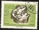 Stamps Hungary -  Previsión y cuidados, seguros de vida