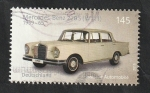 Stamps Germany -  2952 - Mercedes Benz 220 S