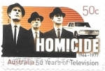 Sellos de Oceania - Australia -  series tv