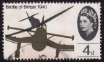 Stamps United Kingdom -  Batallas
