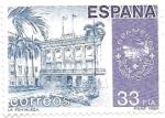 Sellos de Europa - España -  la fortaleza, San Juan de Puerto Rico