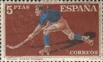 Sellos del Mundo : Europa : España : Edifil ES 1315  Hockey sobre patines