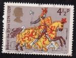 Sellos de Europa - Reino Unido -  Robert the Bruce