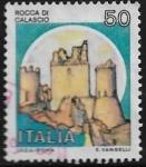 Sellos del Mundo : Europa : Italia : Roca di Calascio