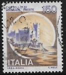 Sellos del Mundo : Europa : Italia : Castillo de Miramar, Trieste