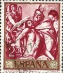 Sellos del Mundo : Europa : España : Edifil ES 1336 Pintores- El Greco