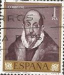Sellos del Mundo : Europa : España : Edifil ES 1334 Pintores El Greco