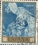 Sellos del Mundo : Europa : España : Edifil ES 1337 Pintores- El Greco