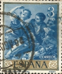 Stamps : Europe : Spain :  Edifil ES 1278 Pintores Murillo