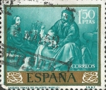Stamps : Europe : Spain :  Edifil ES 1276 Pintores Murillo