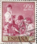 Stamps : Europe : Spain :  Edifil ES 1277 Pintores Murillo