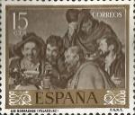 Sellos del Mundo : Europa : España : Edifil ES 1238 Pintores Velazquez