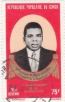 Stamps : Africa : Republic_of_the_Congo :  COMANDANTE MARIEN N