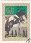 Stamps : Africa : Equatorial_Guinea :  OLIMPIADA DE MUNICH-72