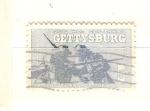 Sellos de America - Estados Unidos -  gettysburg