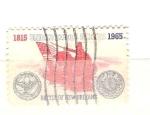 Sellos de America - Estados Unidos -  RESERVADO batalla de nueva orleans