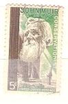 Stamps United States -  john muir