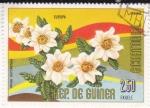 Sellos del Mundo : Africa : Guinea_Ecuatorial :  FLORES-