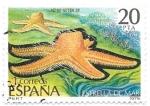 Sellos de Europa - España -  estrella de mar