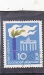 Stamps Germany -  II JUEGOS SPARTAKIADA